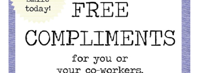Free compliments