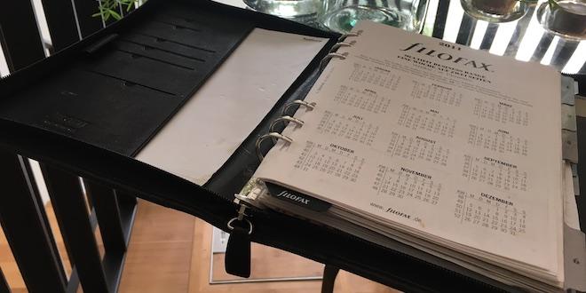 Diary or Calendar