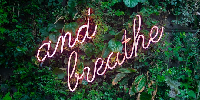 The power of our breath